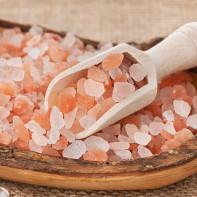 Фото гималайской розовой соли 2