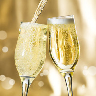 Фото шампанского