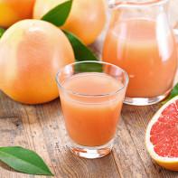 Фото грейпфрутового сока