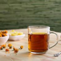 Фото чая из календулы 5