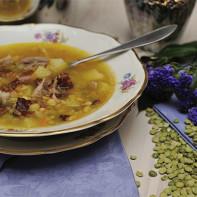 Фото горохового супа 6