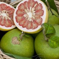 Фото фрукта помело 2