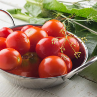 Фото соленых помидоров 2