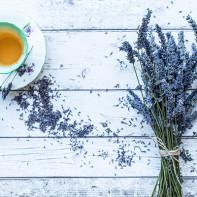 Фото лавандового чая 3