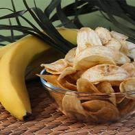 Фото сушеных бананов 5
