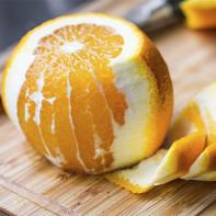 Фото апельсиновых корок