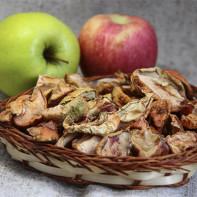 Фото сушеных яблок 3
