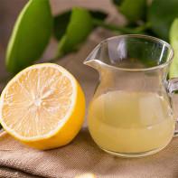 Фото лимонного сока