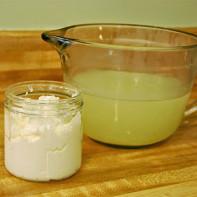 Фото молочной сыворотки