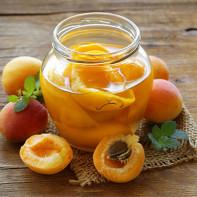 Фото абрикосового варенья 3