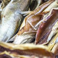 Фото сушеной и вяленой рыбы 2