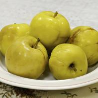 Фото моченых яблок