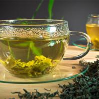 Фото зеленого чая 4