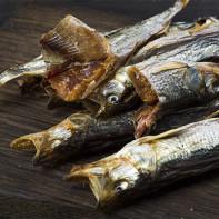 Фото сушеной и вяленой рыбы 6