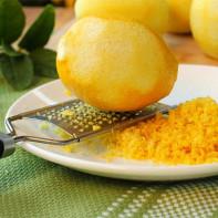Фото цедры лимона 2
