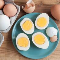 Фото вареных яиц 6