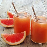 Фото грейпфрутового сока 3