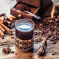 Фото кофе с корицей 3