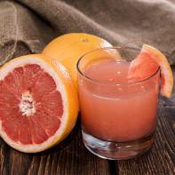 Фото грейпфрутового сока 2