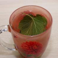 Фото чая из листьев смородины 3