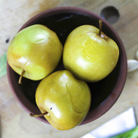 Фото моченых яблок 4