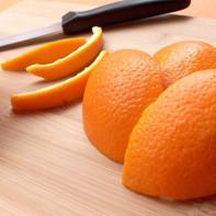 Фото апельсиновых корок 2