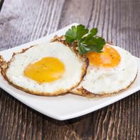 Фото жареных яиц 2