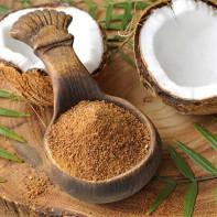 Фото кокосового сахара