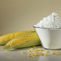 Фото кукурузного крахмала