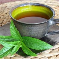 Фото мятного чая 5