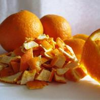Фото апельсиновых корок 5