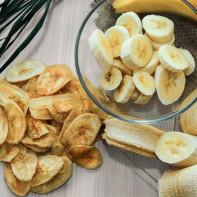 Фото сушеных бананов 4