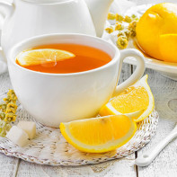 Фото лимонного чая 5