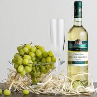 Фото белого вина 3