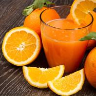 Фото апельсинового сока