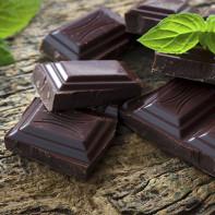 Фото темного шоколада