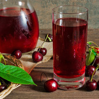 Фото вишневого сока 2
