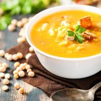 Фото горохового супа