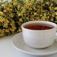 Фото чая из зверобоя 5