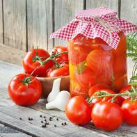 Фото соленых помидоров 3