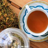 Фото чая из зверобоя 2