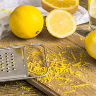 Фото цедры лимона
