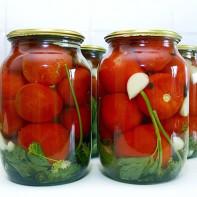 Фото соленых помидоров