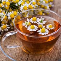Фото ромашкового чая 2