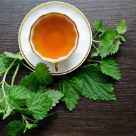 Фото чая из крапивы 2