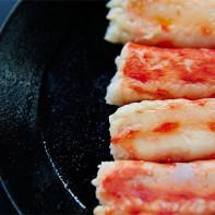 Фото крабового мяса 4