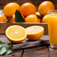 Фото апельсинового сока 3