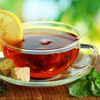 Фото лимонного чая