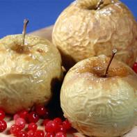 Фото печеных яблок 4