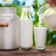 Фото козьего молока 2